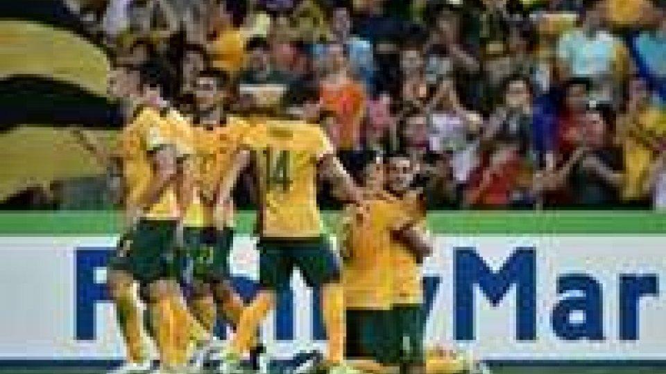 Coppa d'Asia: Corea del Sud - Australia è la finale