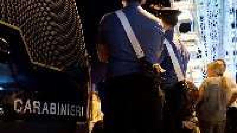 Rimini: 8 arresti nel week end