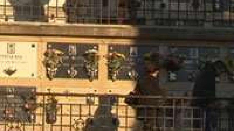 Commemorazione dei Defunti nei cimiteri della RepubblicaCommemorazione dei Defunti nei cimiteri della Repubblica