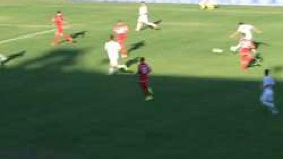 Ancona - Gubbio 0-2Ancona - Gubbio 0-2