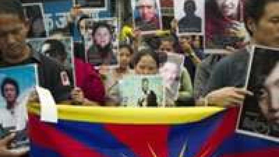 Tibet: 78° immolazione da inizio 2012