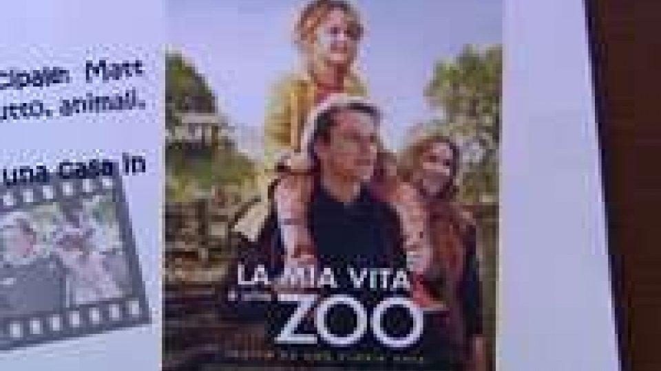 """A Domagnano il film """"La mia vita è uno zoo"""""""