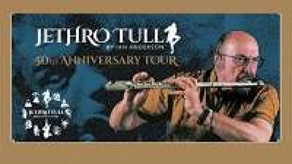 Jethro Tull, tour per i 50 anni della band