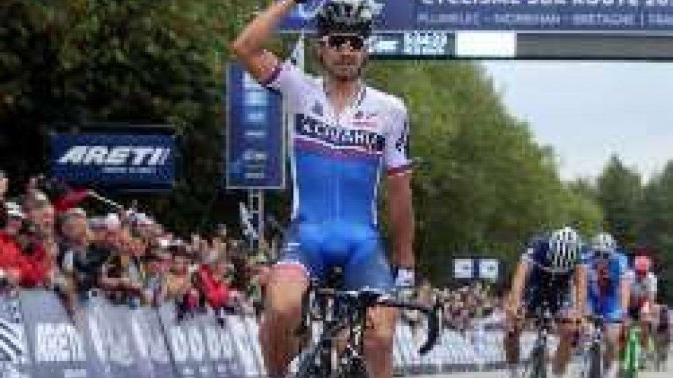 Ciclismo: Peter Sagan Campione Europeo