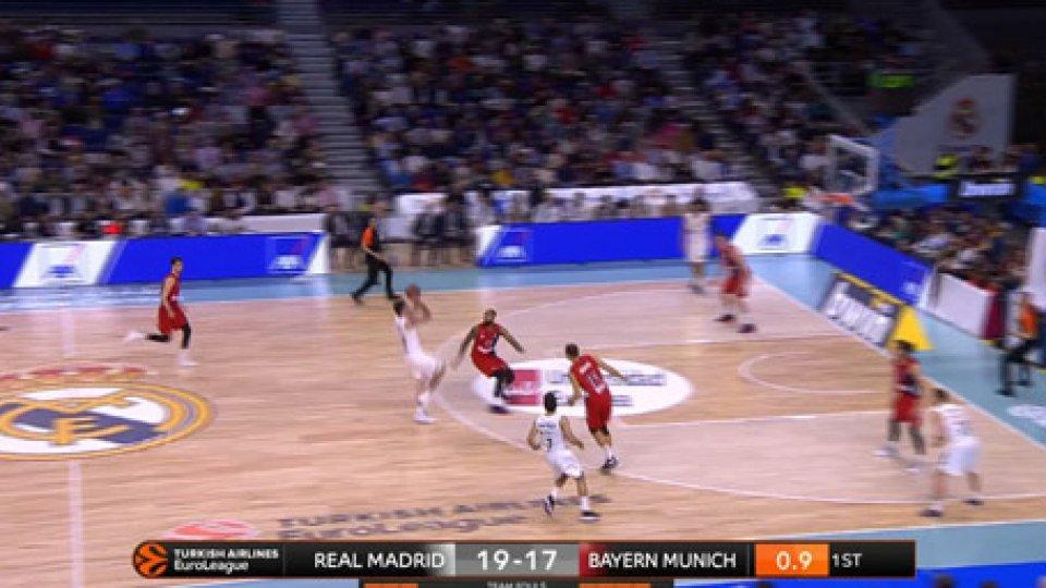 EurolegaEurolega: Real e CSKA ai playoff, Fenerbahce facile, Panthinaikos e Zalgiris in corsa