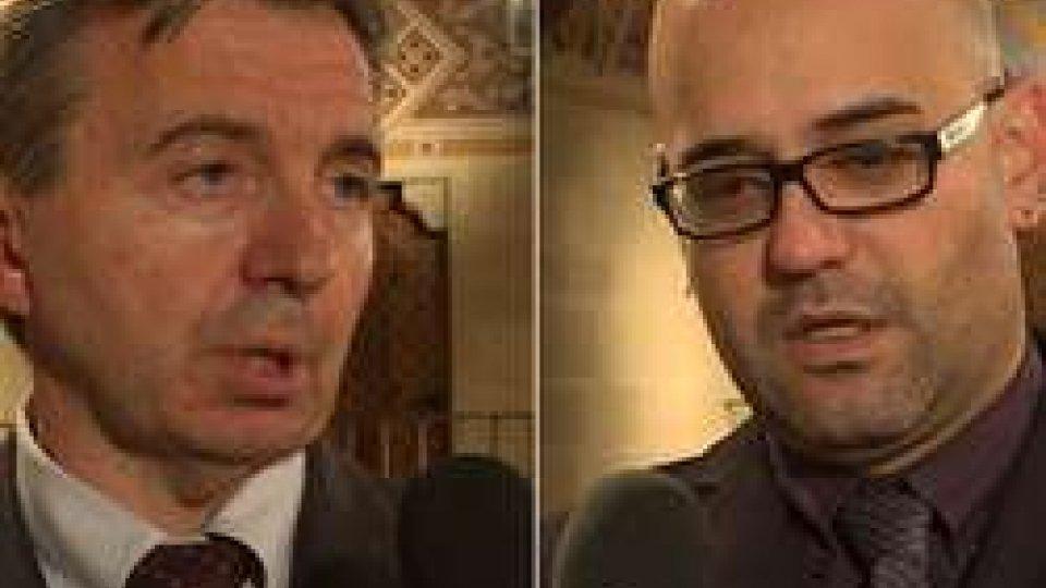 Roberto Giorgetti e Roberto CiavattaCorto circuito in Commissione di Giustizia: le posizioni dei commissari