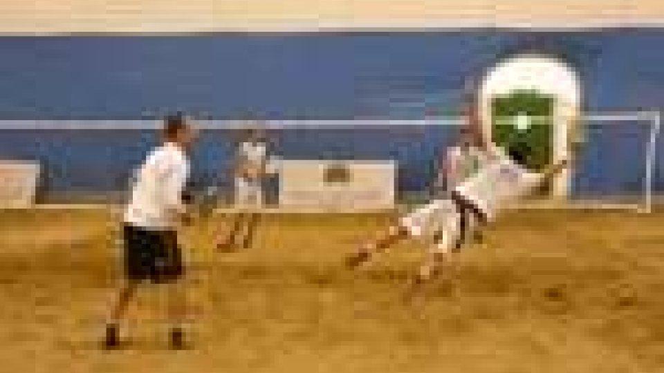 Beach Tennis: la coppia Forcellini-Alessi vincono gli internazionali di San Marino