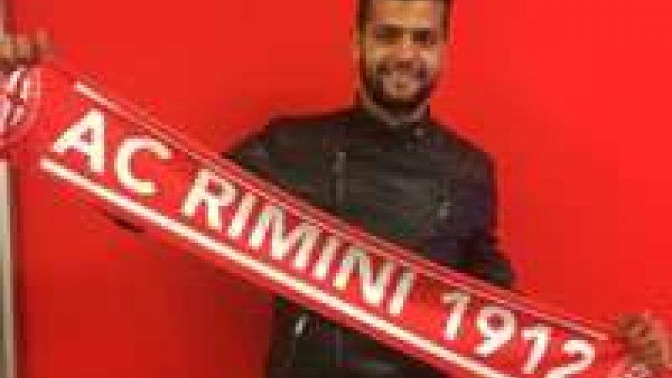 Rimini Calcio: Mehdi Kabine è biancorosso