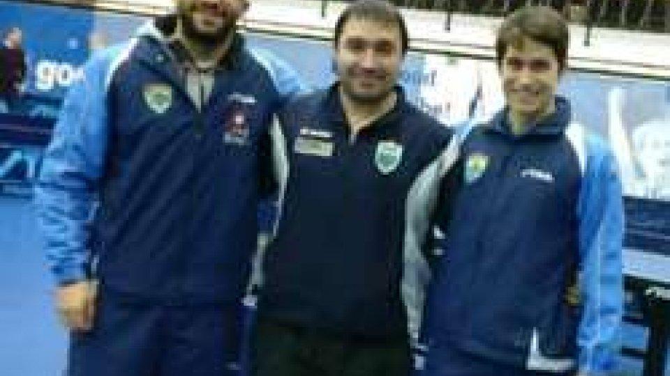 Il team di San Marino al Finland Open