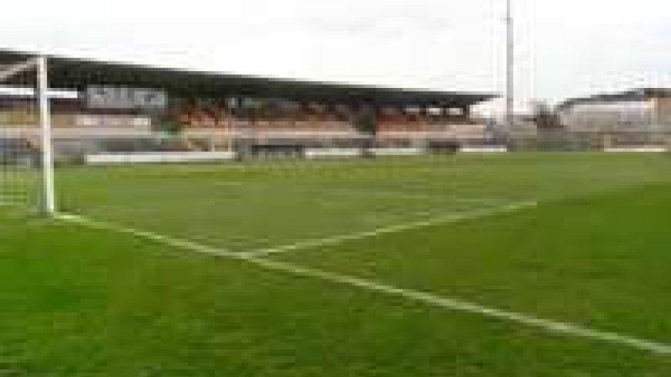 Amichevole: Ravenna - San Marino 0-3