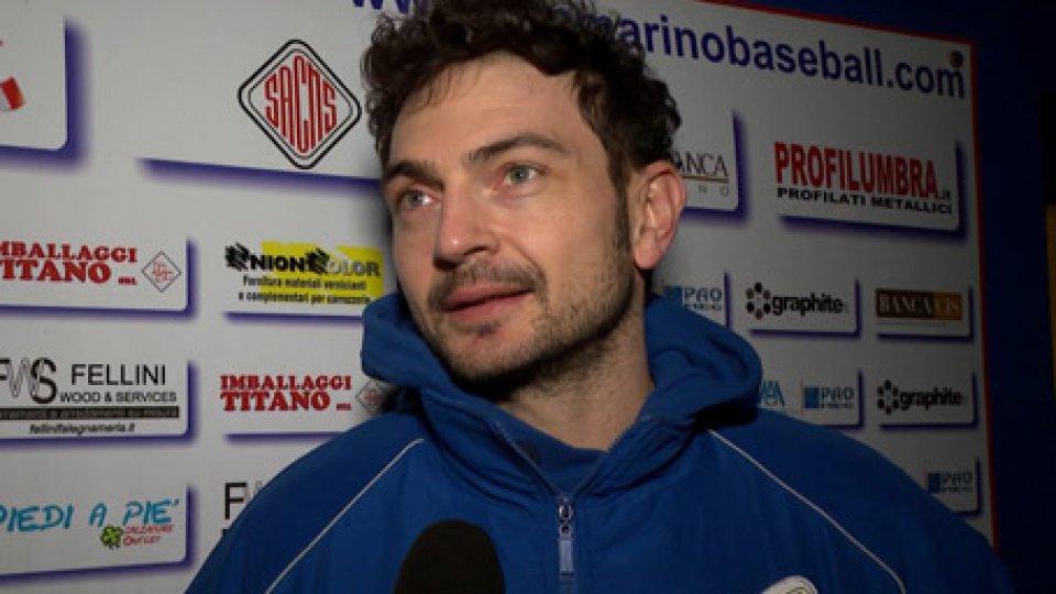 """Mario ChiariniSan Marino Baseball, Chiarini: """"Vogliamo riscattarci dalla scorsa stagione"""""""
