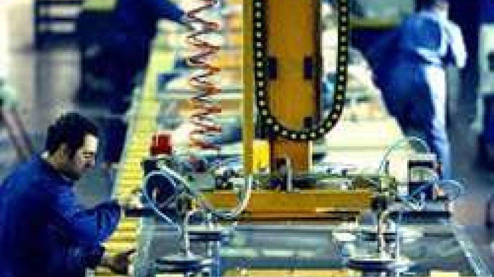 Industria italiana: cresce la produzione di novembre, +0.7% mese, +3.2% anno