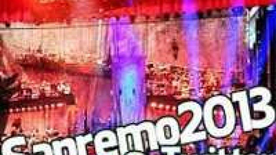Sanremo: 625mila tweet per edizione più social del Festival