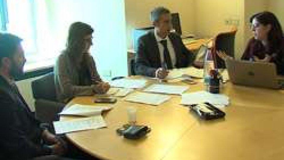 """CoE: riunione """"particolare"""" della delegazione sammarineseCoE: riunione """"particolare"""" della delegazione sammarinese in vista della sessione di fine aprile"""