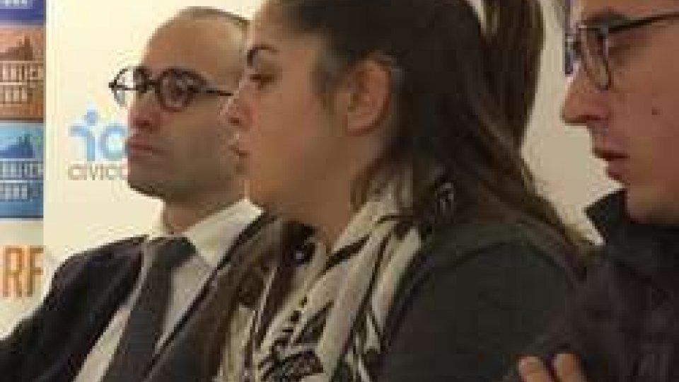 """Nicola Renzi, Vanessa D'Ambrosio e Matteo CiacciAdesso.sm: una campagna che """"metta da parte le polemiche e al centro i contenuti"""""""