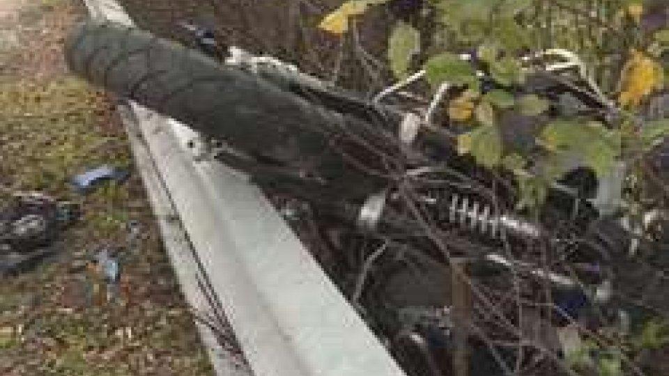 Incidente Bollini: si cerca l'auto che avrebbe tagliato la strada al motociclista