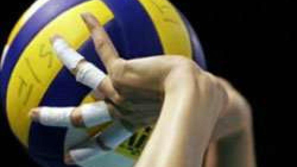 Volley: Secondo collegiale della nazionale maschile di San Marino