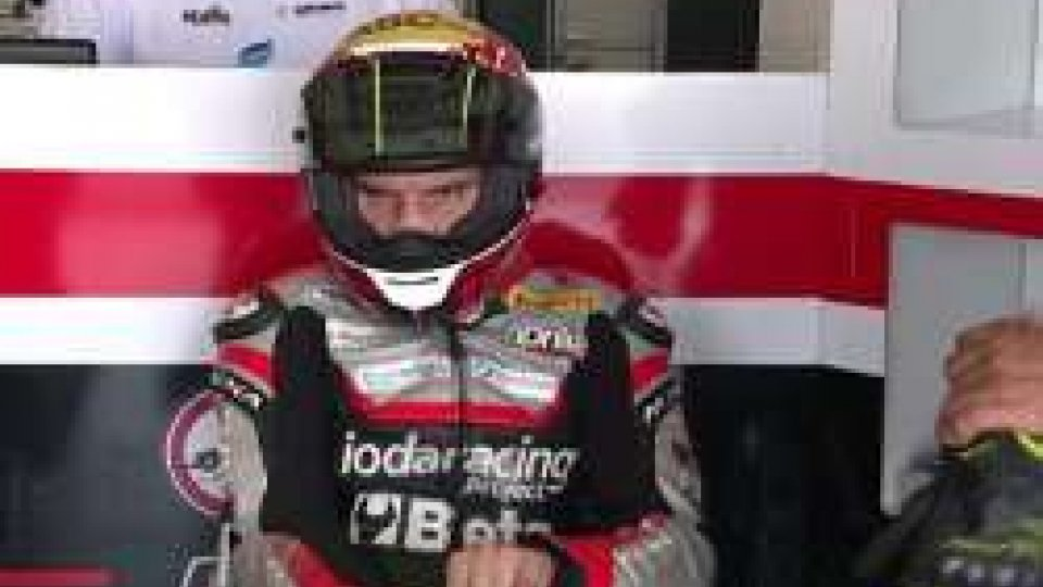 SuperbikeSbk: a Misano test per De Angelis e Savadori