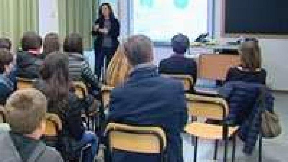 Giornata d'orientamento alle superiori di San MarinoGiornata d'orientamento alle superiori di San Marino
