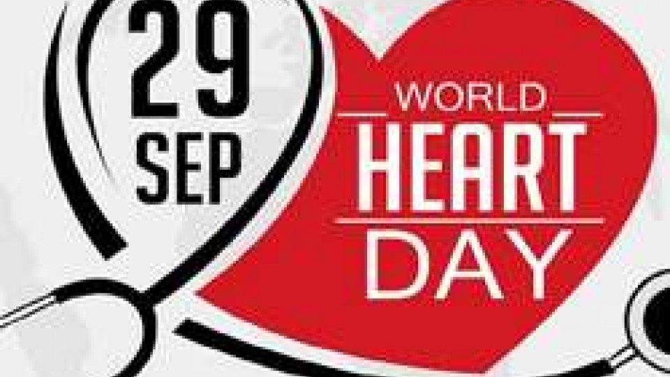 San Marino aderisce alla Giornata Mondiale del Cuore