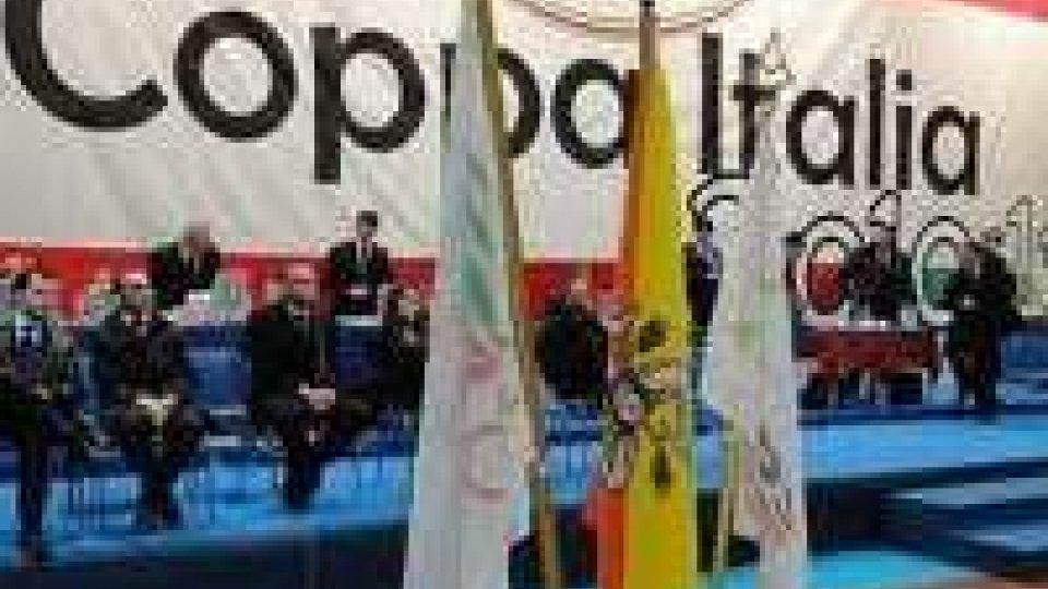 Coppa Italia di Danza Sportiva: buoni risultati per i sammarinesi