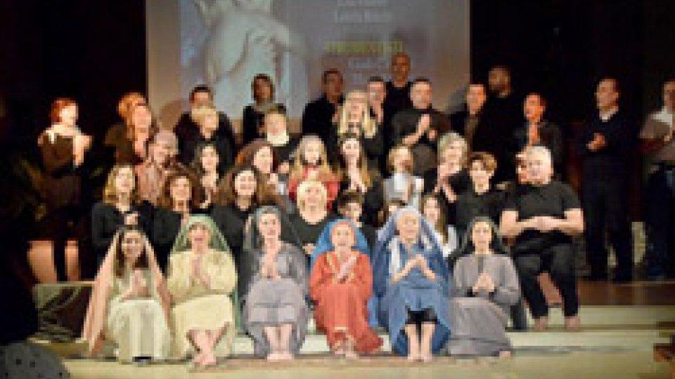 Centro Sociale S. Andrea: Sabato il recital: Sulla strada con Maria