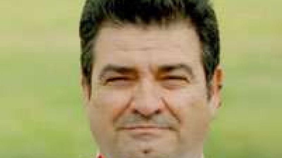 San Marino - L'ex Direttore Sportivo del San Marino Alfio Pelliccioni, al Santarcangelo