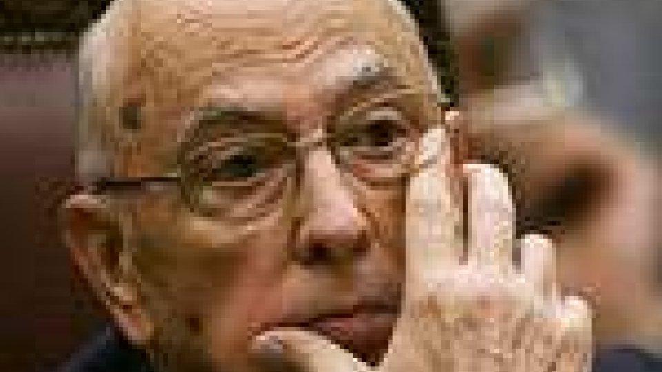 """Mafia, Napolitano: """"non ci sto"""""""