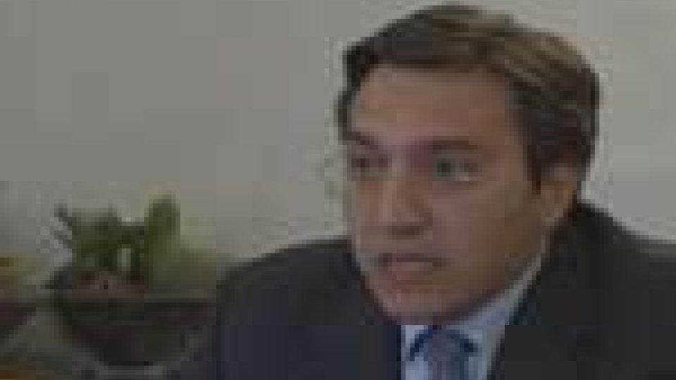 San Marino - Ultimi incontri per il Segretario Mussoni