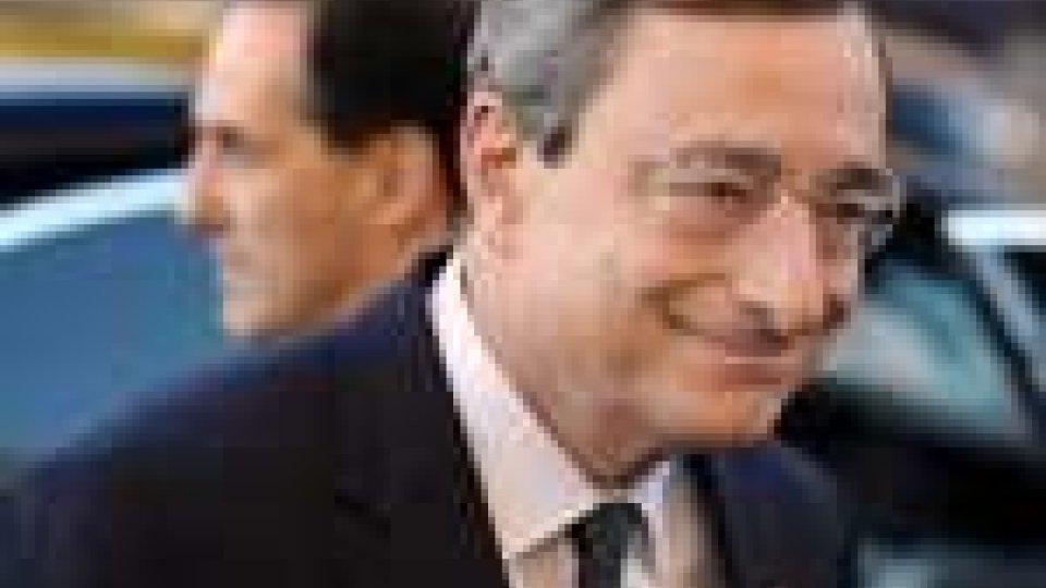 Oggi l'insediamento ufficiale di Draghi alla BCE