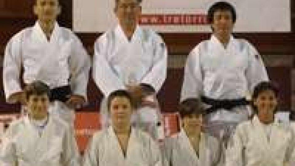 Si preparano i futuri agosti del Sakura Judo San Marino