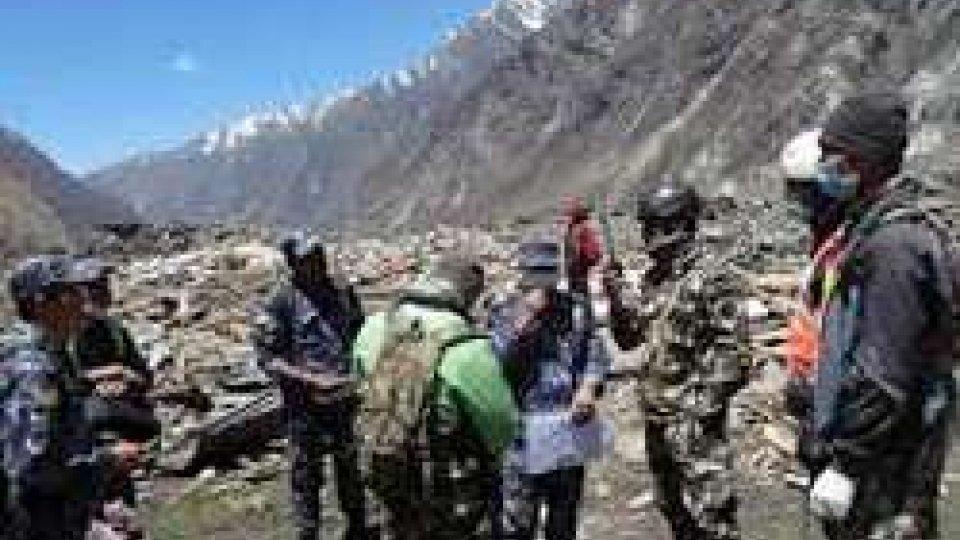 Nepal: nuova scossa di terremoto