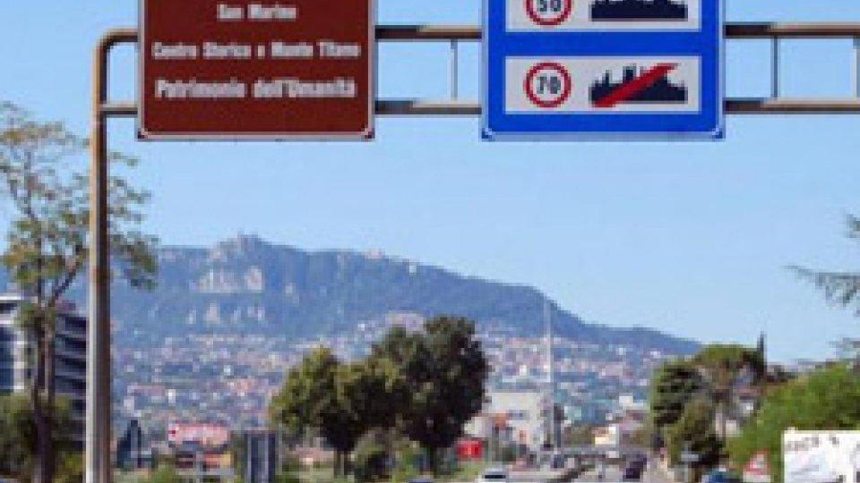 SS72: riunione tecnica San Marino Anas e Regione Emilia Romagna