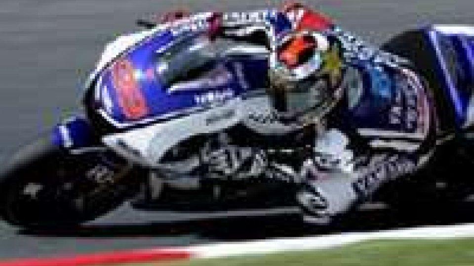 Motomondiale, vittoria per Lorenzo. Dovizioso 3°, Rossi 7°