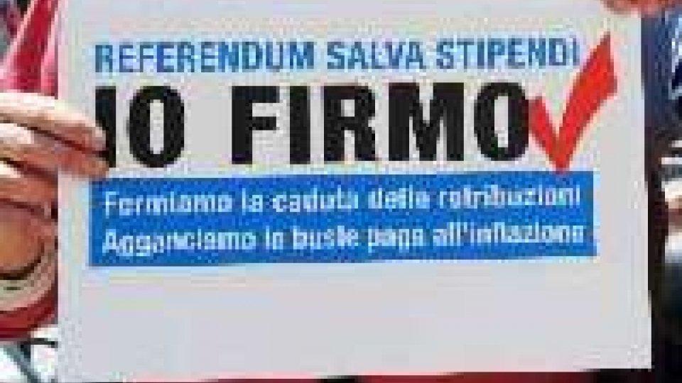 """A Domagnano il primo appuntamento con """"San Marino si salva se si salva il lavoro"""""""