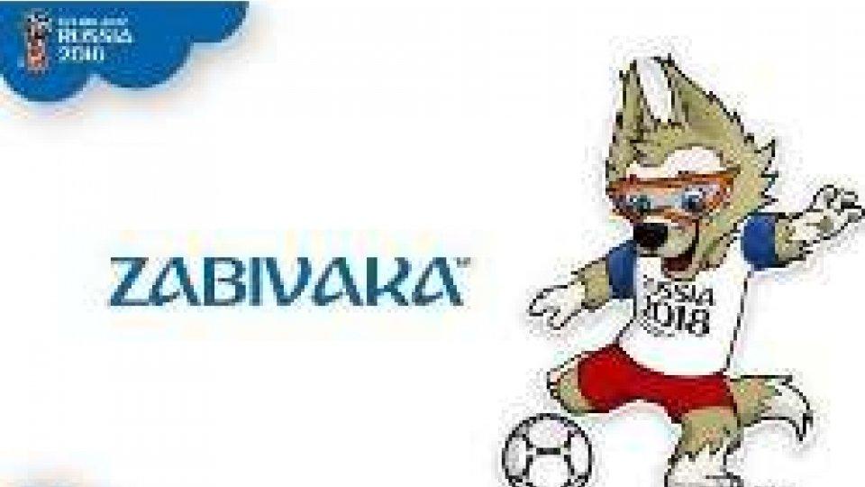 La mascotte dei Mondiali di Russia 2018