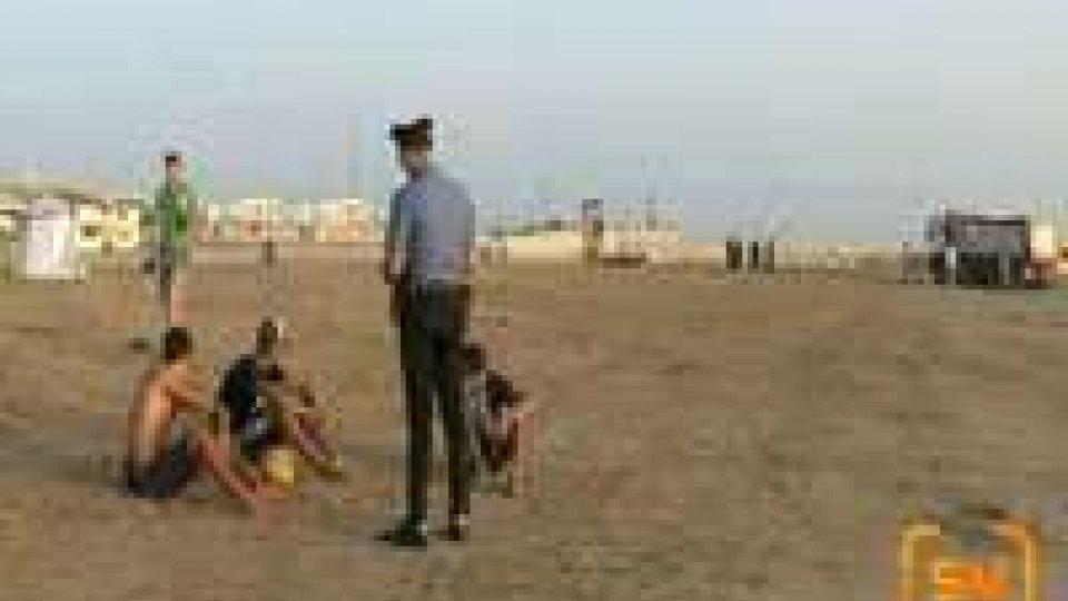 Rimini: caccia allo stupratore