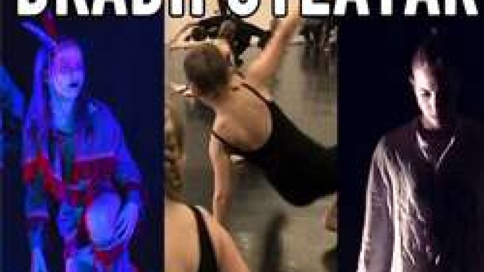 Iscrizioni alla Scuola di Teatro e Danza Creativa Bradipoteatar