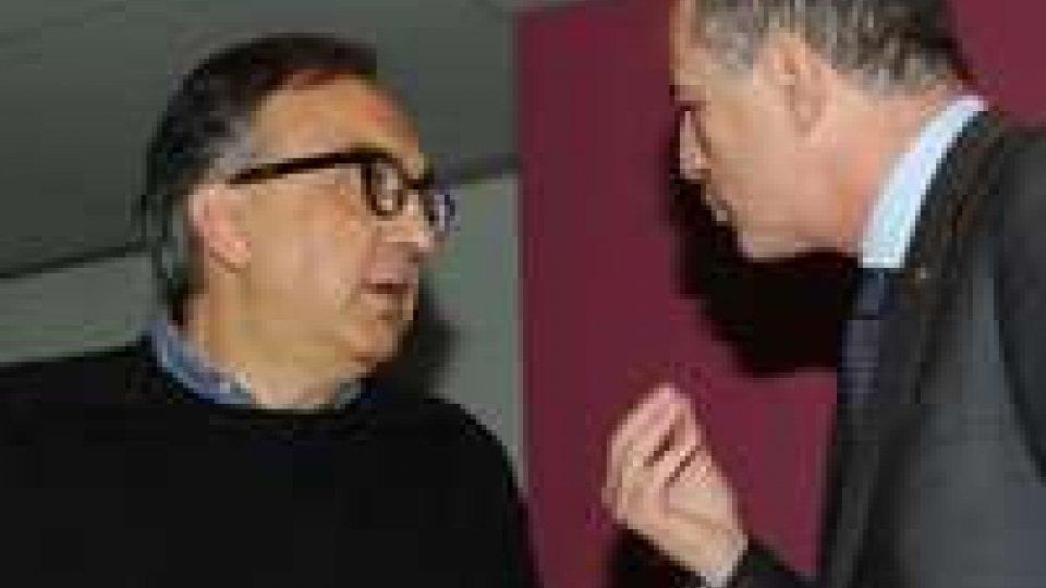 Scintille Marchionne-Passera alla vigilia dell'incontro a palazzo Chigi