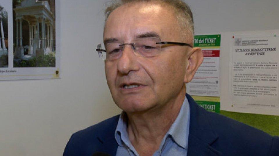 """Riziero Santi""""Voglio dialogare con San Marino e Pesaro"""": parla Riziero Santi il nuovo Presidente della Provincia di Rimini"""