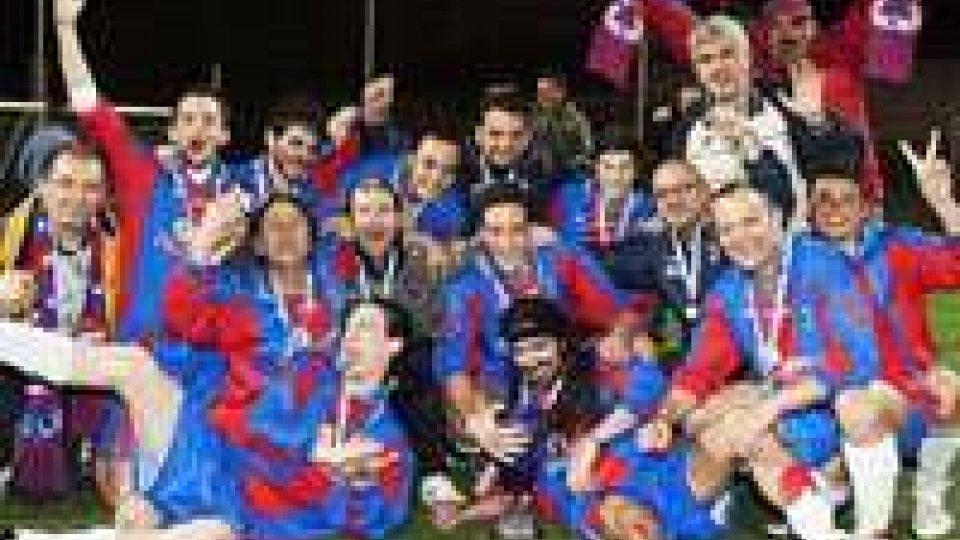 San Marino - Al Fiorentino la finale del campionato di Futsal