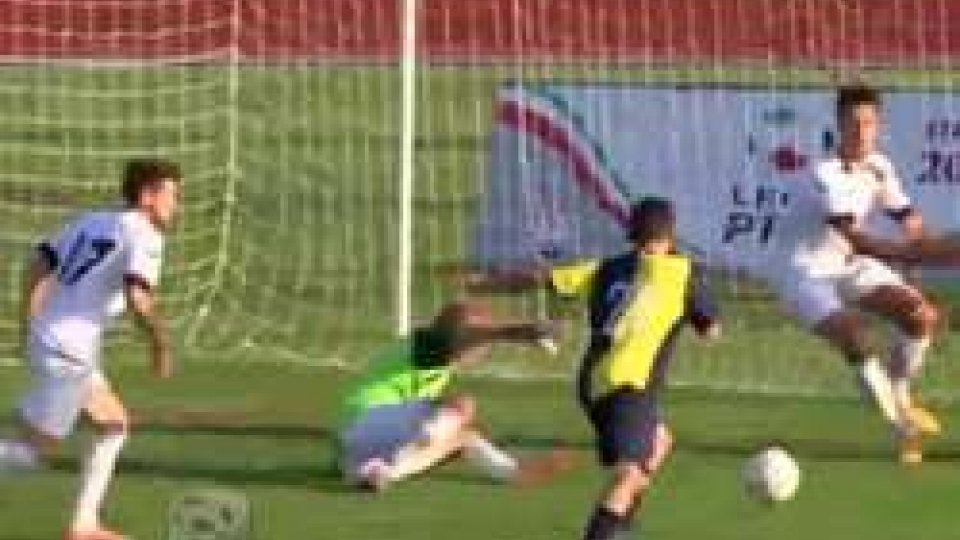SantarcangeloLega Pro, pazzesco Santarcangelo: i gialloblu ribaltano la Lucchese con 2 goal nel recupero