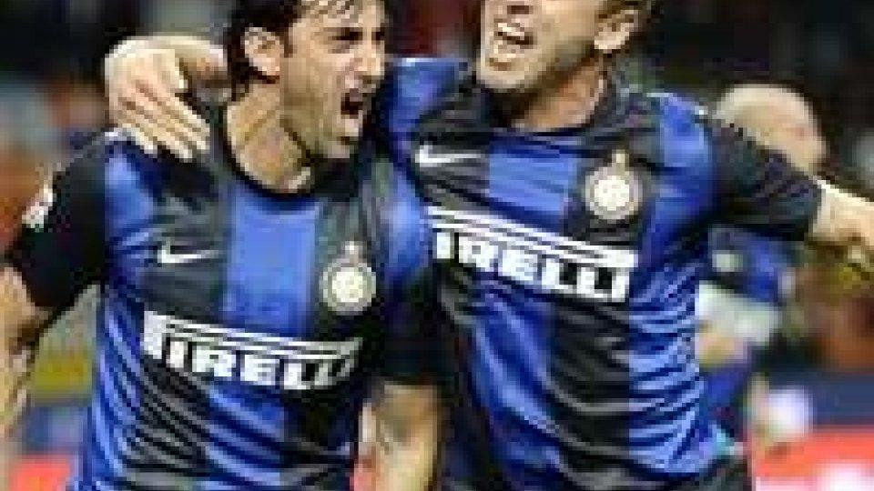 Serie A: l'Inter vince in casa con la Fiorentina