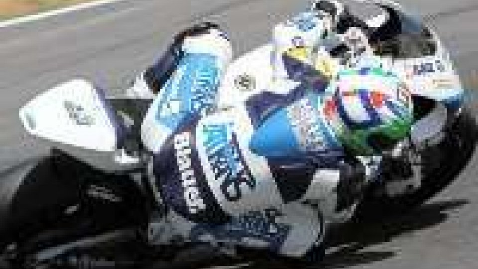 Claudio Corti in Superbike