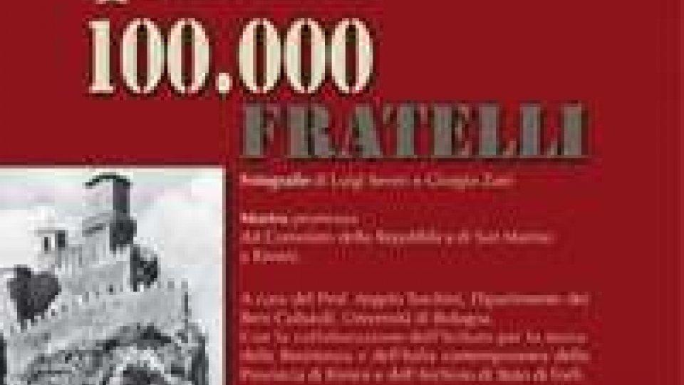 """Meeting: mostra fotografica """"100.000 fratelli"""" nello stand di San Marino."""