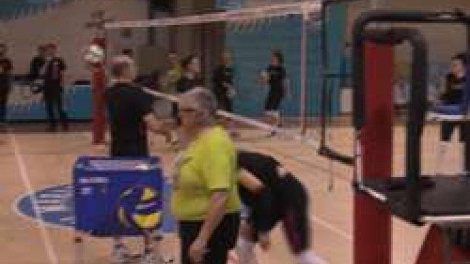 Volley donneVolley donne, Elisa Morolli porta il Cus Torino ad allenarsi a Serravalle