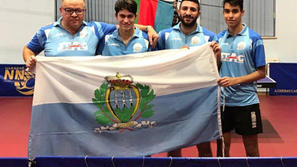 Primo storico successo per San Marino