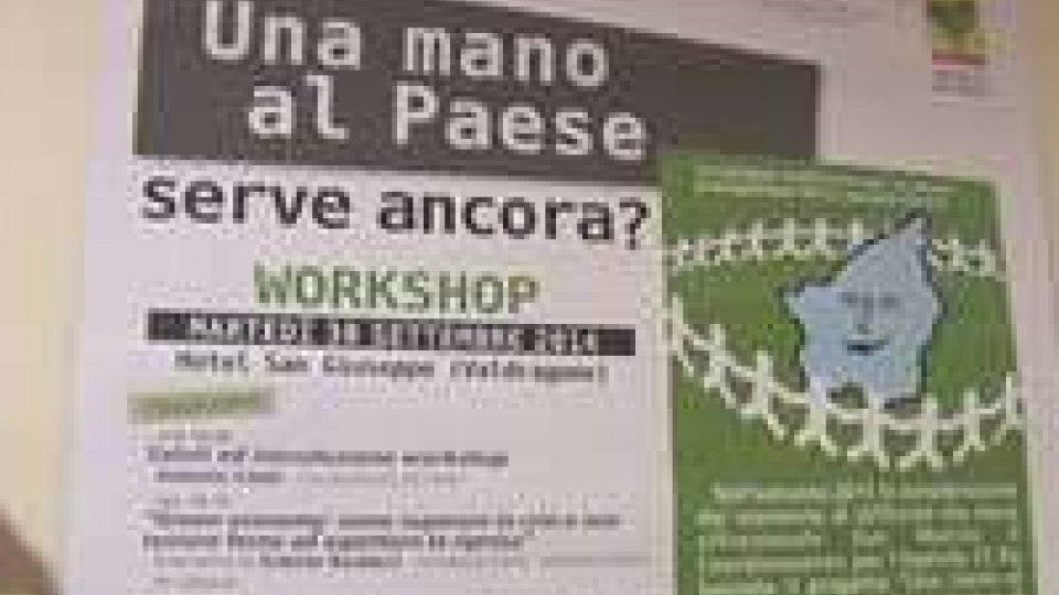 'Coltivare il futuro': un workshop per progettare a San Marino uno sviluppo sostenibileSan Marino: Agenda 21 sullo sviluppo sostenibile e green economy