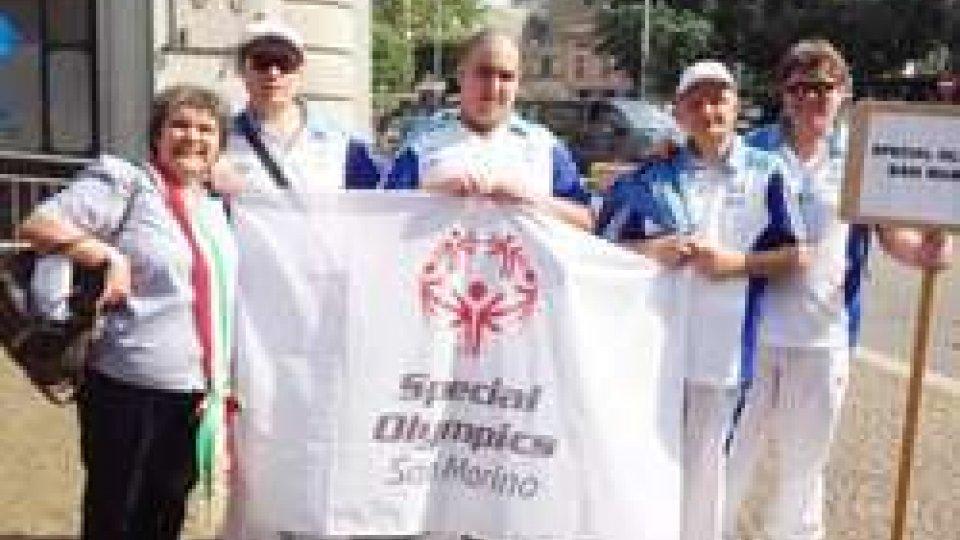 """Sport speciali: San Marino a Lecco per i """"Play the Games di atletica"""""""