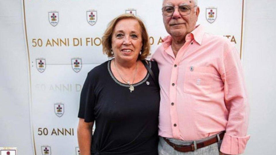 Iole e Romeo Casadei